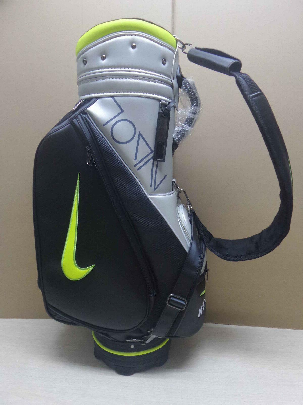 New Nike Staff Cart Golf Japanese Model, Black