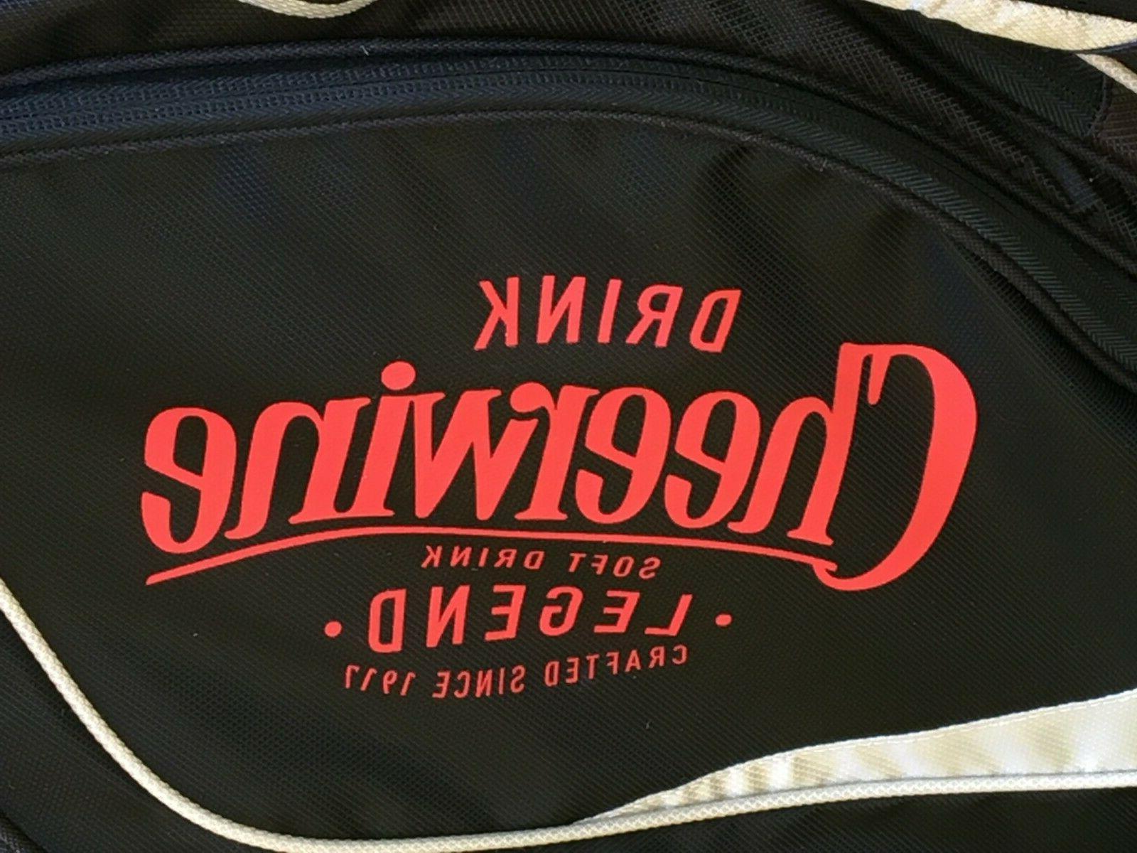 New OGIO Vision Carry Golf Bag Logo Black Tags 8-Way Divider NWT