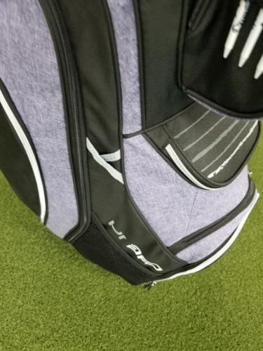 New 14 Way Top Cart Bag