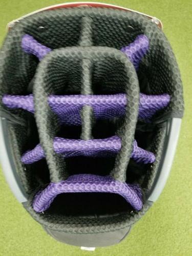 New Women's Callaway 14 Golf Cart Bag