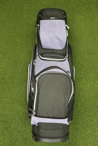 New 14 Way Cart Bag