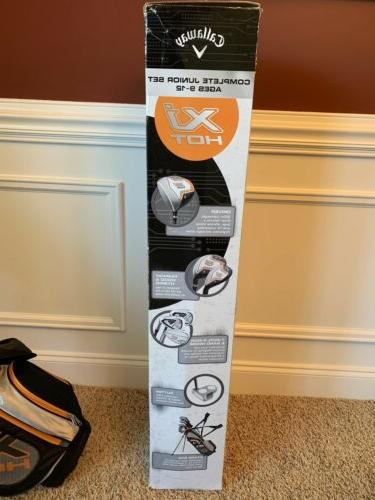 New Callaway XJ Hot Boys Club Complete Set Ages