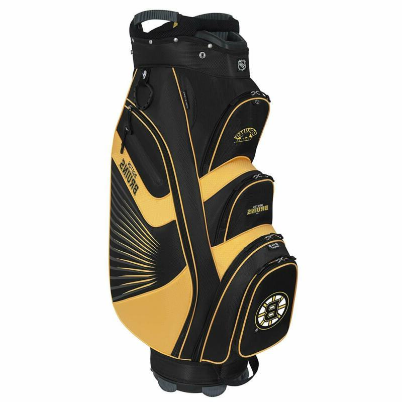 nhl the bucket ii cooler cart bag
