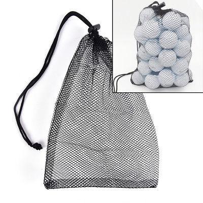 nylon mesh nets bag pouch golf balls