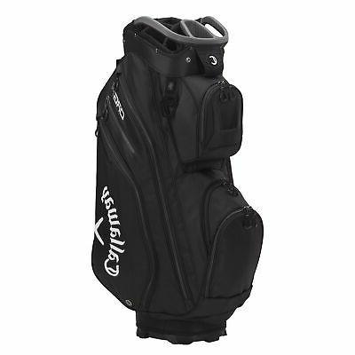 org 14 cart golf bag black charcoal