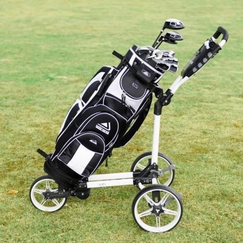 outdoor sports golf cart bag with 14