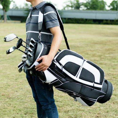 Outdoor Cart Bag 14 Organizer Pockets