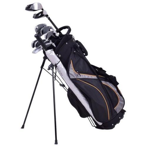 Outdoor Golf Bag Divider Carry Storage Portable Organizer