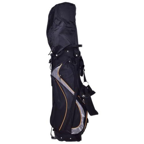 Outdoor Sports Stand Bag Divider Storage Portable
