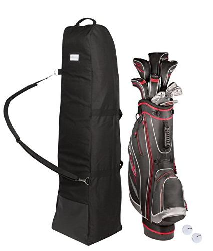 Athletico Golf Travel Carry Golf Bags and Protect Your On Plane