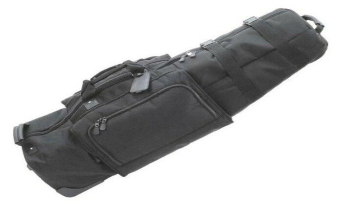 Mercury Luggage Padded Golf Travel Bag New & Free Shipping