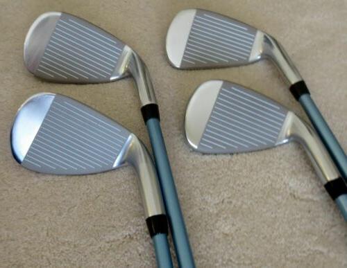 Petite Ladies Golf Set Hybrid Combo Irons & Bag