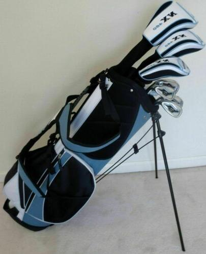 petite ladies right handed golf set driver