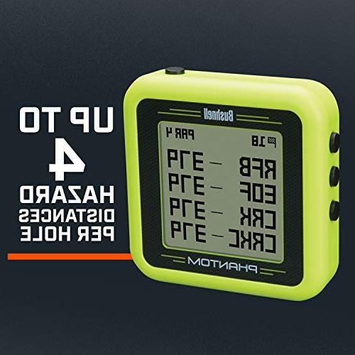 Bushnell Phantom GPS, Green