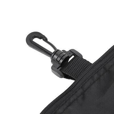 Portable Black Golf Oxford Bag Golf