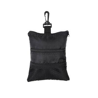 Portable Golf Ball Oxford Multi-Pocket Handbag