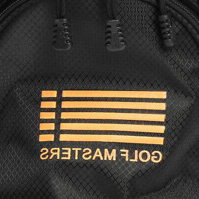 PGM Golf Stand Bag Bags Multi-Pockets Waterproof