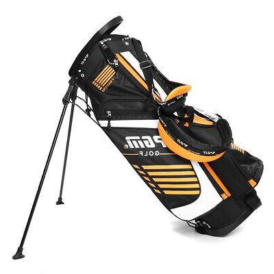 PGM Portable Golf Bag Bags Multi-Pockets Waterproof Golf