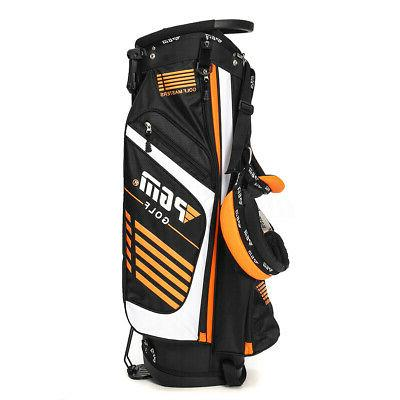 PGM Golf Stand Bag Waterproof Golf Club Set