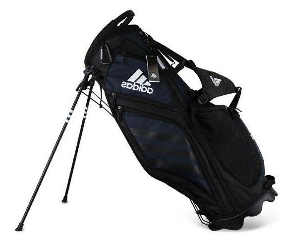 power golf clubs stand bag navy 9in