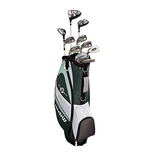 Wilson XLS Women's RH Golf Club Set Bag,