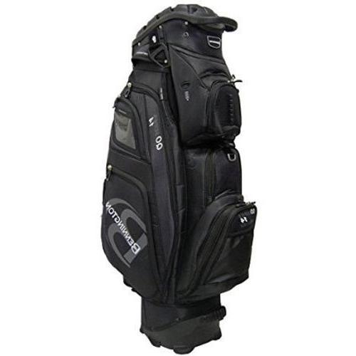 qo14 quiet golf cart bag