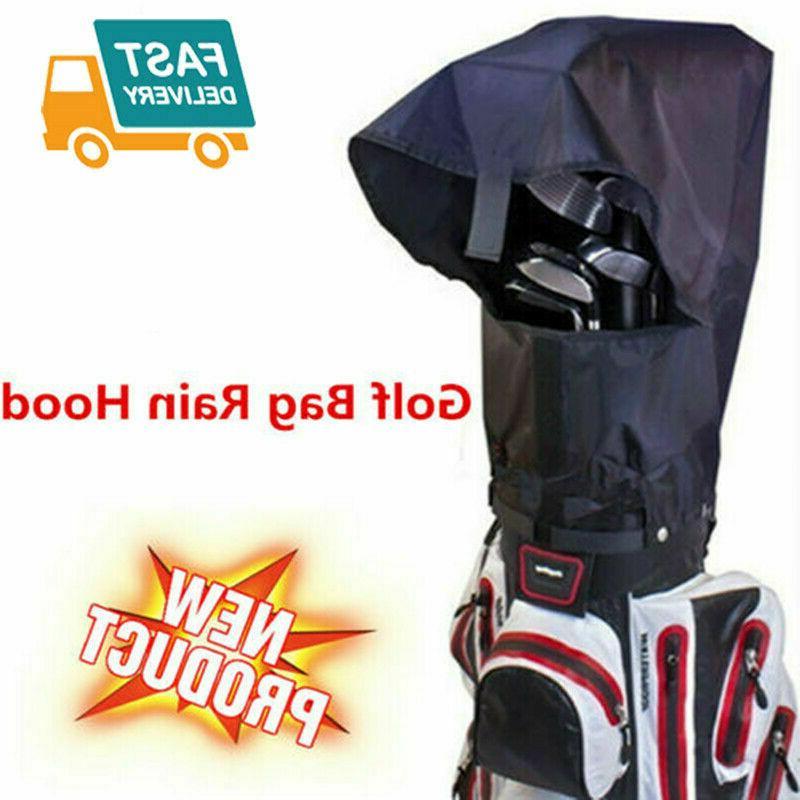 Waterproof Golf Bag Hood - Foldable Cover Dry US