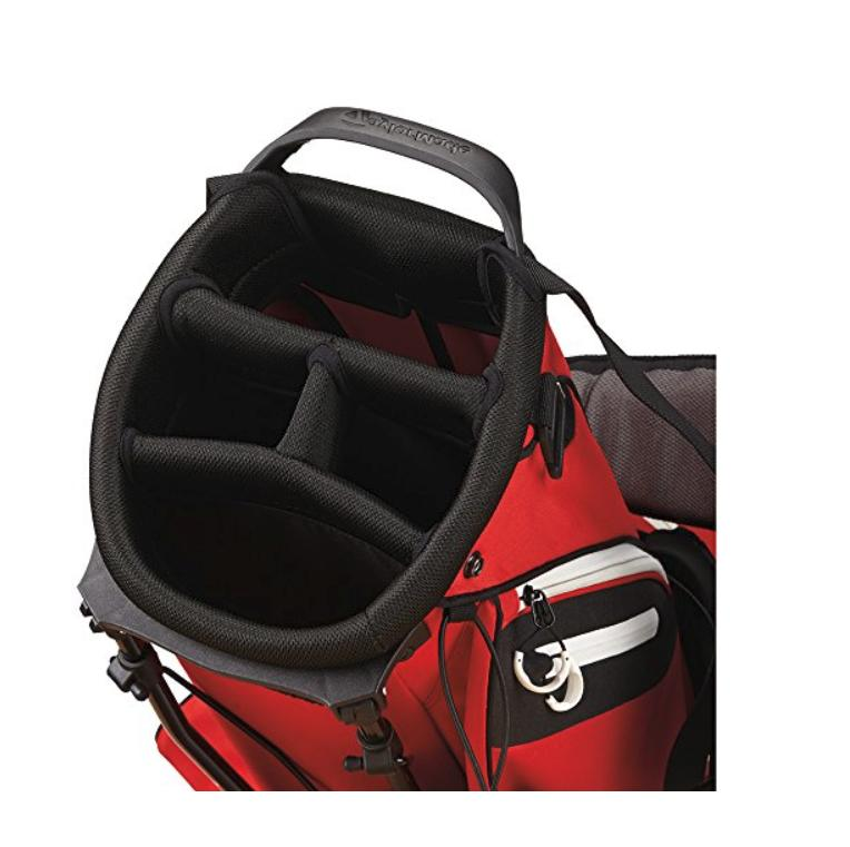 Red Stand Luxury Quality Rich Golfer New