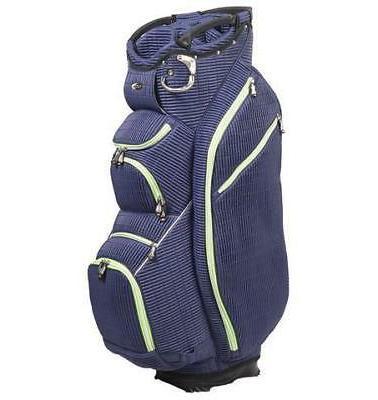 Ouul Ribbed 15 Way Cart Bag