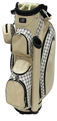 RJ Sports LB-960 Ladies Cart Bag with 3 Pack Head Covers, 9""