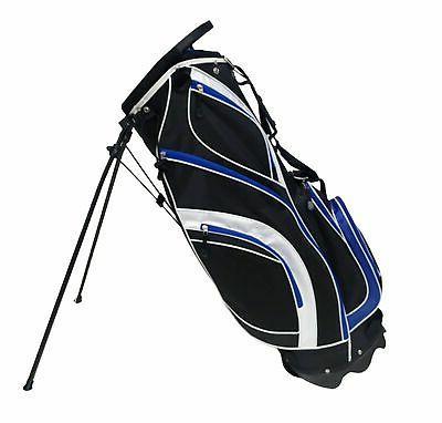 Precise Premium 14-Way Divider Stand Bag w/ Hood 4.8 lbs!