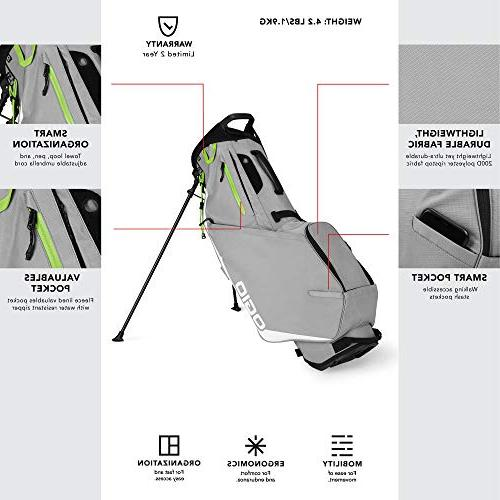 OGIO Fuse Golf White