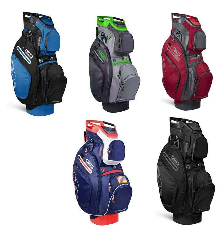 sports c 130 supercharged golf bag all