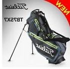 Titleist Stadry Stand Caddie Bag Black,Charcoal and Lime  Go