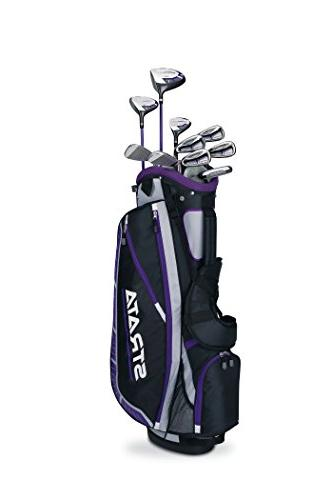 Callaway Women's Plus 14-Piece Club Set Bag