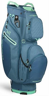 Sun Mountain Women's Diva Cart Bag Ladies Golf Bag 2020 Spru