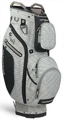 Sun Mountain Women's Diva Cart Bag Ladies Golf Bag 2020 Silv