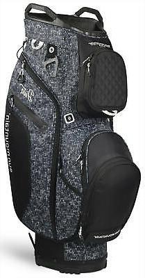 Sun Mountain Women's Diva Cart Bag Ladies Golf Bag 2020 Blac