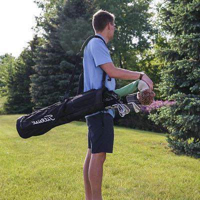 Titleist Sunday Golf Carry Bag Black READ
