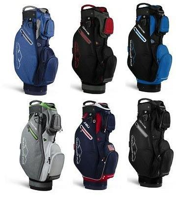 sync cart golf bag mens new 2018