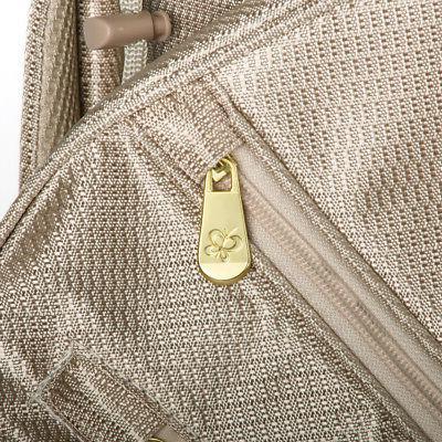 iBella Tan Ladies Cart Bag -