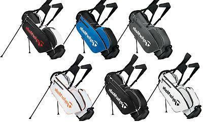 tm 5 0 golf stand bag new