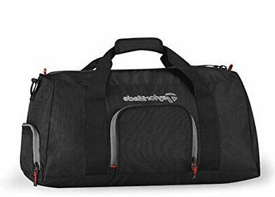 TaylorMade TM15 Players Duffle Bag, Black