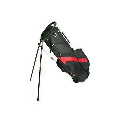 tour x ss golf stand bags black
