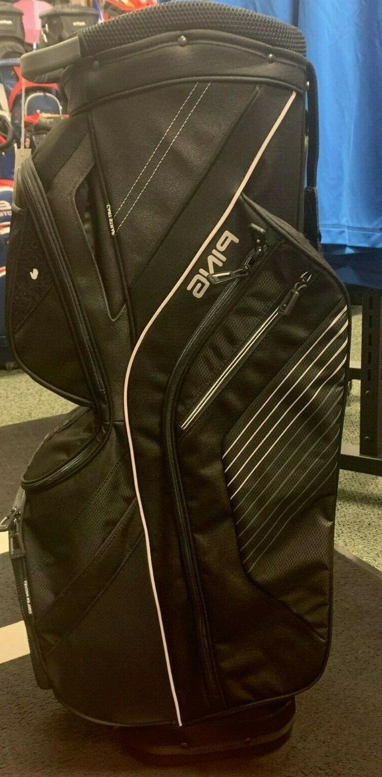 traverse black cart bag