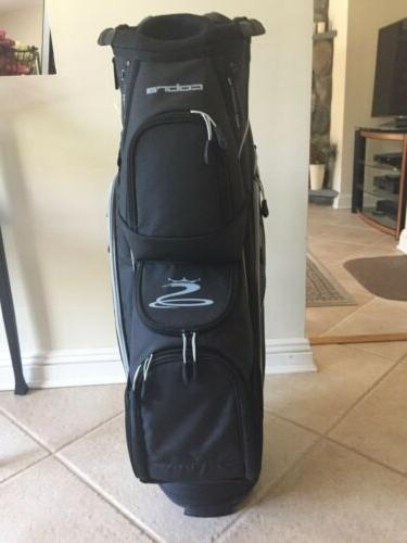 Cobra Golf Bag-Black