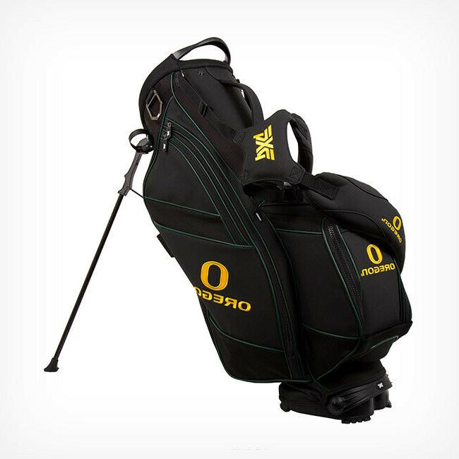 PXG University of Oregon Golf Stand Bag - NEW