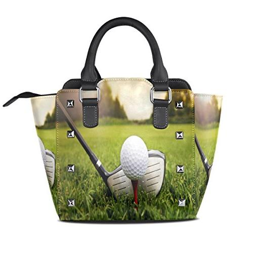 use4 women s green grass golf ball