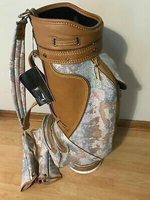 Vintage Titleist Leather & Fabric Golf