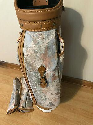 Vintage Leather & Fabric